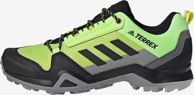 adidas Terrex Outdoorschuh in gelb / grau / neongrün / schwarz, Produktansicht