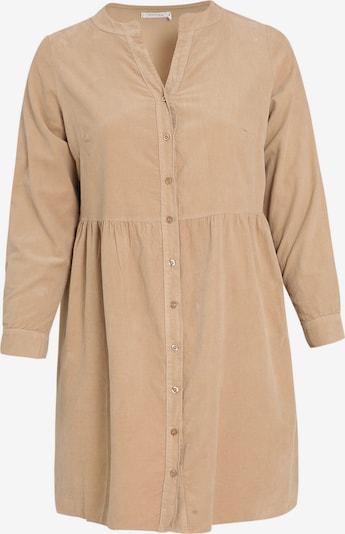 Paprika Kleid in camel, Produktansicht