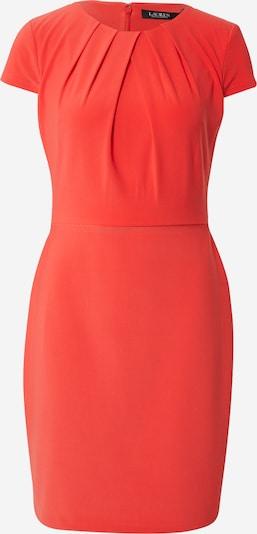 Lauren Ralph Lauren Robe fourreau 'BRENDA' en rouge, Vue avec produit