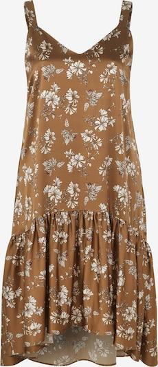 INAN ISIK Seidenkleid 'Susan Dress' in braun, Produktansicht
