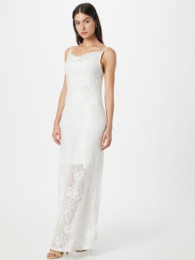 Skirt & Stiletto Kleid 'Ramona' in weiß, Modelansicht