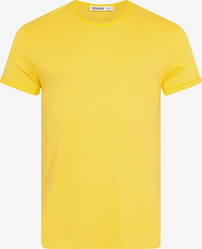 Ordinary Truffle T-Shirt 'HUGON' in gelb, Produktansicht