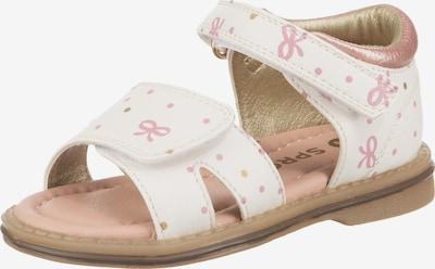 Sprox Sandalen in weiß, Produktansicht