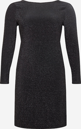 ONLY Carmakoma Robe en noir, Vue avec produit