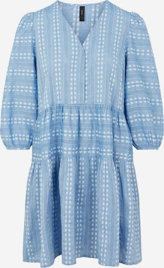 Y.A.S Kleid in hellblau / weiß, Produktansicht