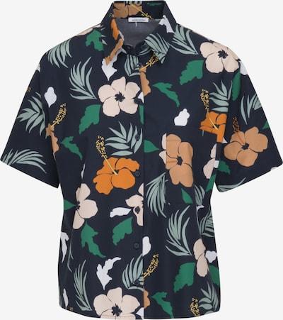 SEIDENSTICKER Bluse ' Schwarze Rose ' in mischfarben, Produktansicht