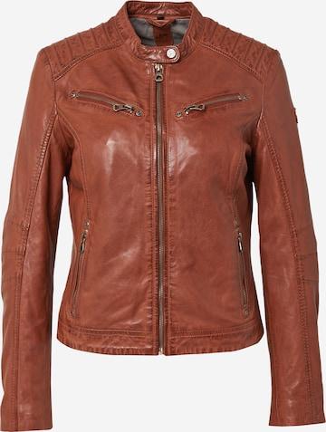 Gipsy Overgangsjakke i brun