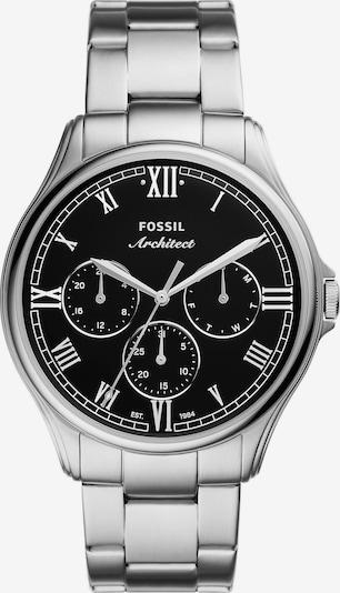 FOSSIL Analoginen kello värissä musta / hopea, Tuotenäkymä