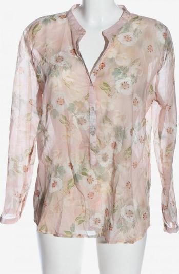 Darling Langarm-Bluse in XXL in weiß / wollweiß, Produktansicht