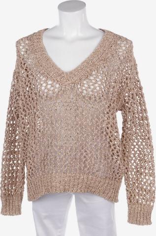Luisa Cerano Sweater & Cardigan in S in Brown