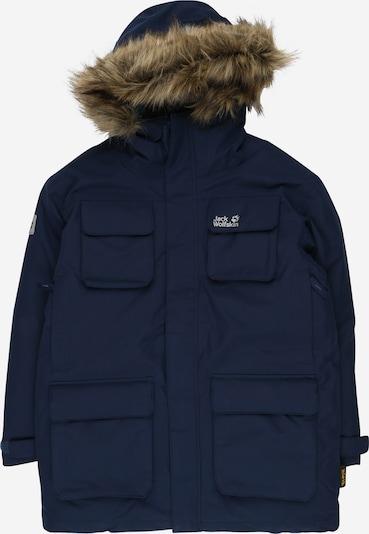 JACK WOLFSKIN Outdoorjacke 'Ice Explorer' in dunkelblau, Produktansicht