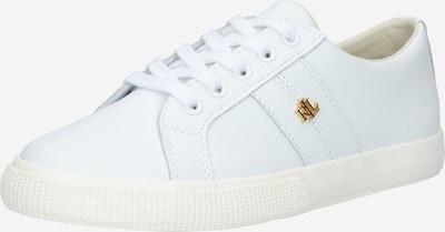 Sneaker low 'JANSON' Lauren Ralph Lauren pe alb, Vizualizare produs