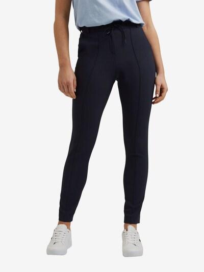 Esprit Collection Bügelfaltenhose in navy, Modelansicht