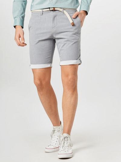 Pantaloni chino TOM TAILOR DENIM di colore stucco / grigio sfumato, Visualizzazione modelli