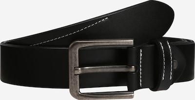 Only & Sons Cinturón 'JONES' en negro, Vista del producto