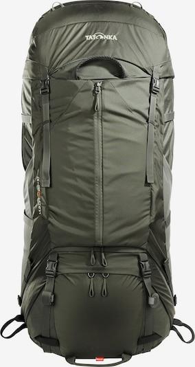 TATONKA Sportrugzak 'Yukon X1 85+10' in de kleur Groen / Wit, Productweergave