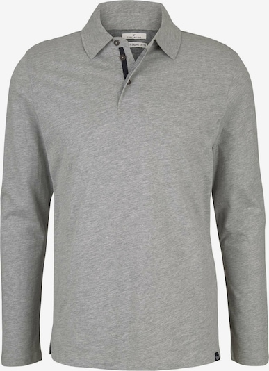 TOM TAILOR T-Shirt en gris chiné, Vue avec produit