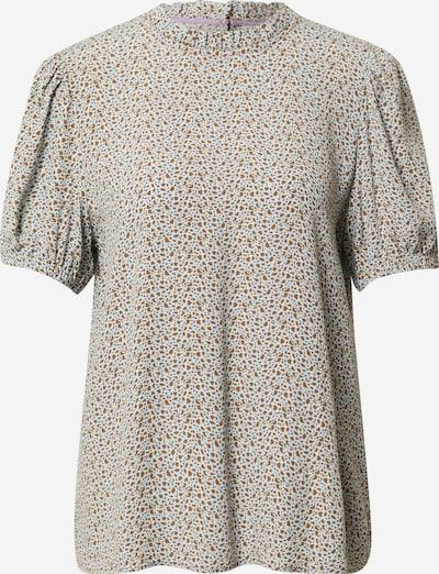 NÜMPH Bluse 'NUCECELIA' in hellblau, Produktansicht