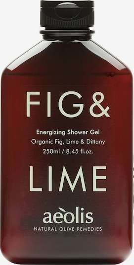 aeolis Shower Gel 'Fig & Lime Energizing' in White, Item view