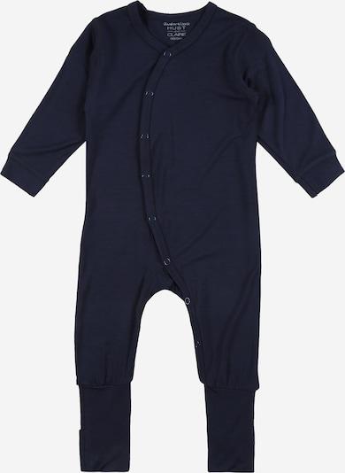 Hust & Claire Schlafanzug in blau / dunkelblau, Produktansicht