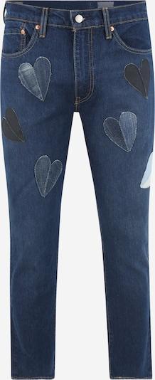 LEVI'S UPCYCLING Jeans 'Kelvyn Colt Design 511' in blau, Produktansicht