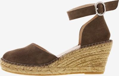 Tango Sandalen 'VADA' in braun, Produktansicht