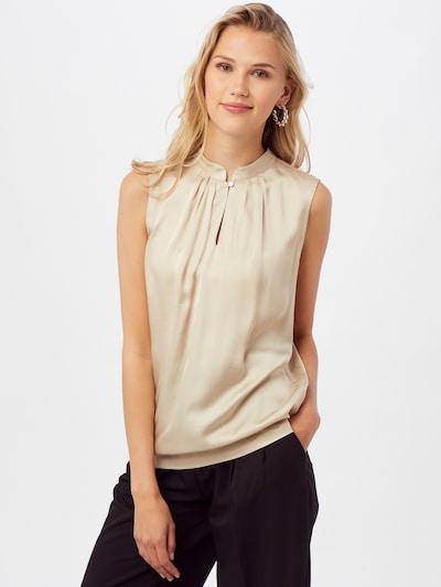 MORE & MORE Bluse in puder, Modelansicht