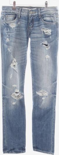 Abercrombie & Fitch Straight-Leg Jeans in 22-31 in blau, Produktansicht