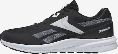 Reebok Sport Laufschuh 'Runner 4.0' in schwarz / weiß, Produktansicht