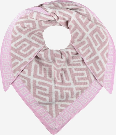 Zwillingsherz Wrap in Pink / Rose / White, Item view