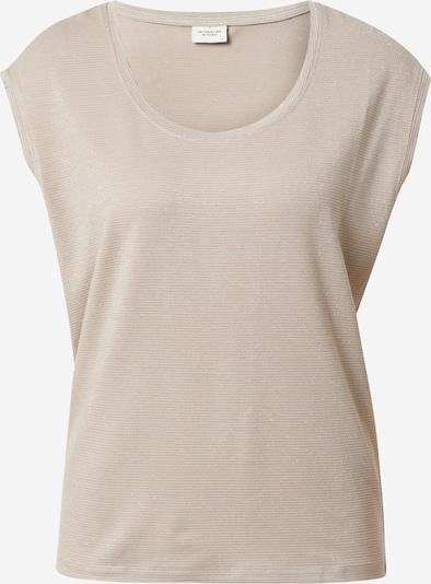 JDY Shirt 'RUNA' in greige / silber, Produktansicht