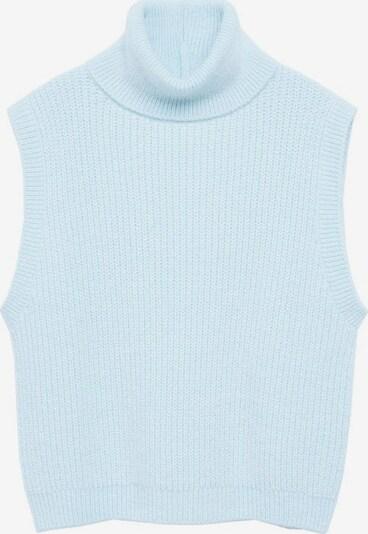 MANGO Пуловер 'Chalet' в пастелно синьо, Преглед на продукта