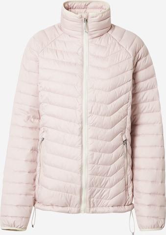 COLUMBIA - Chaqueta de montaña en rosa