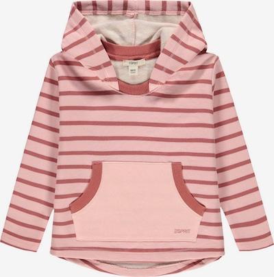 ESPRIT Sweatshirt in pastellpink / hellrot, Produktansicht