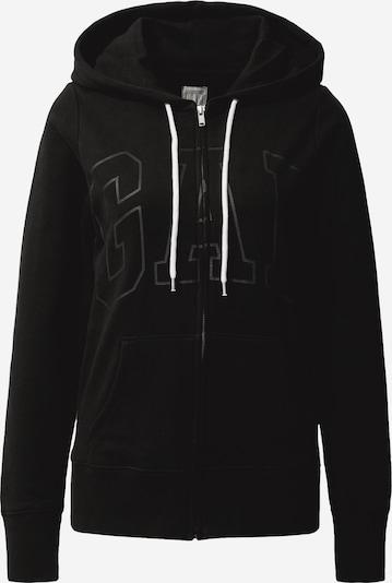 GAP Mikina s kapucí - šedá / černá, Produkt