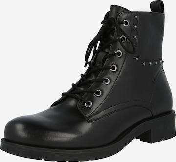GEOX Boots in Schwarz