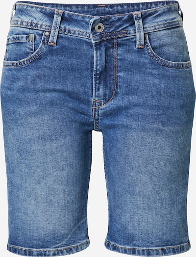 Pepe Jeans Jean 'POPPY' en bleu denim, Vue avec produit