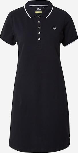 LUHTA Robe de sport 'AHTIALA' en bleu marine / rouge / blanc, Vue avec produit