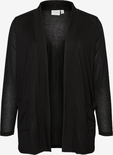 Junarose Strickjacke in schwarz, Produktansicht