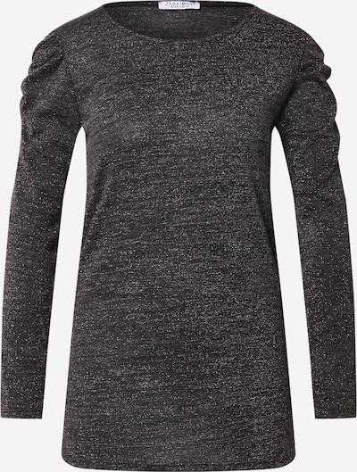 ZABAIONE Camiseta 'Gisa' en negro moteado, Vista del producto