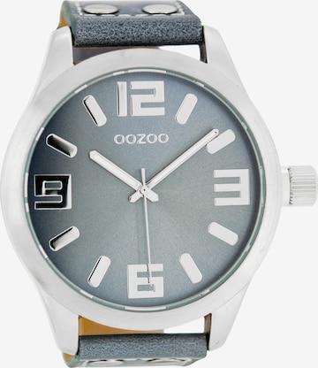 OOZOO Uhr 'C1010' in Grau