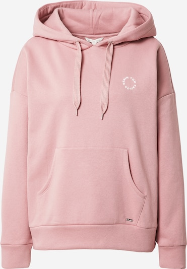 TOM TAILOR DENIM Sweatshirt in rosa, Produktansicht