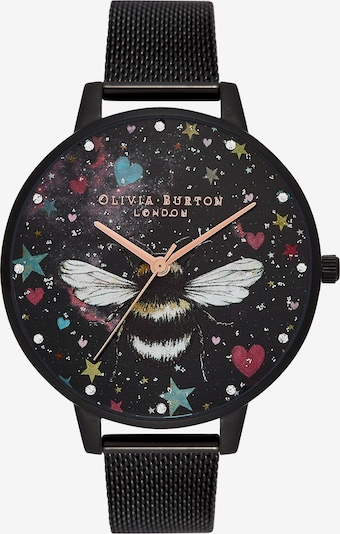Olivia Burton Analog Watch in Mixed colors / Black, Item view