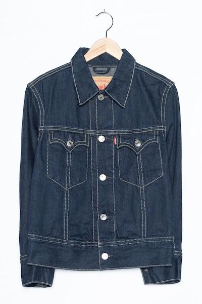 LEVI'S Jeansjacke in S in dunkelblau, Produktansicht