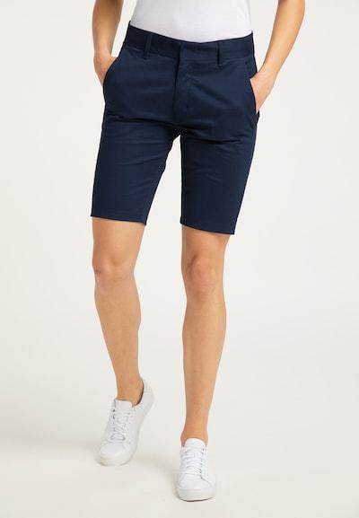 DreiMaster Maritim Shorts in navy, Modelansicht