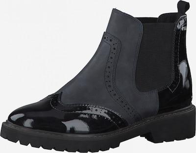 s.Oliver Chelsea čižmy - námornícka modrá / čierna, Produkt