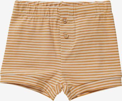 NAME IT Pantalon 'Fipan' en miel / jaune clair, Vue avec produit