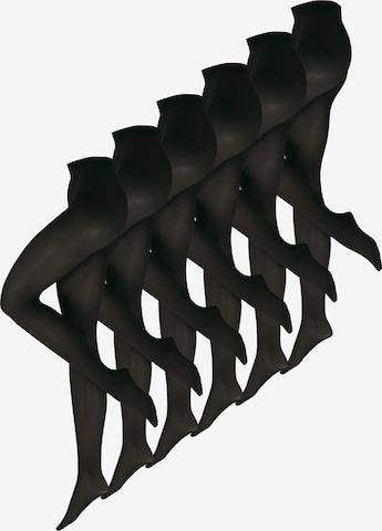 Nur Die Panty's ' Blickdicht ' in Zwart