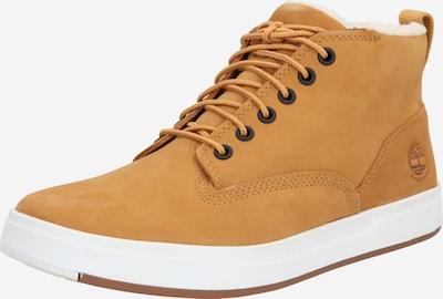 TIMBERLAND Sportske cipele na vezanje 'Davis Square' u svijetlosmeđa, Pregled proizvoda