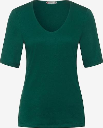 STREET ONE T-Krekls 'Palmira', krāsa - smaragda, Preces skats